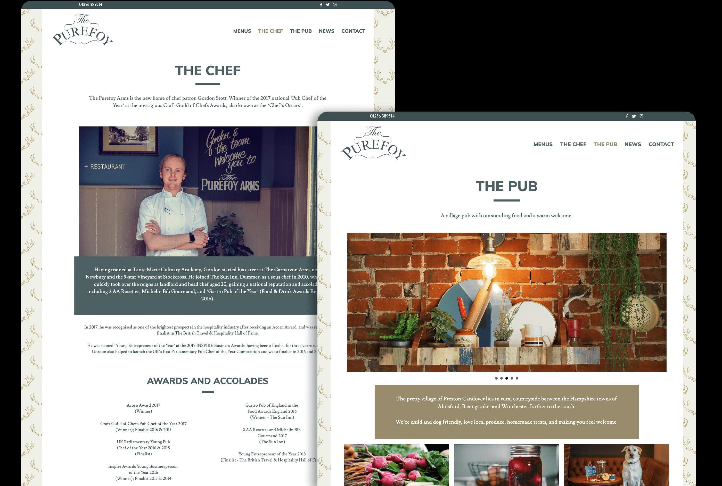 purefoy-sub-pages